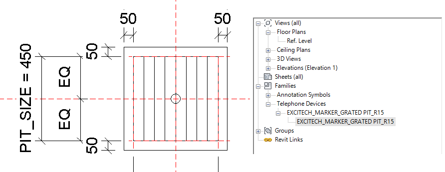 Using Excitech Tools to Create Coordinate Schedules | REVIT AU