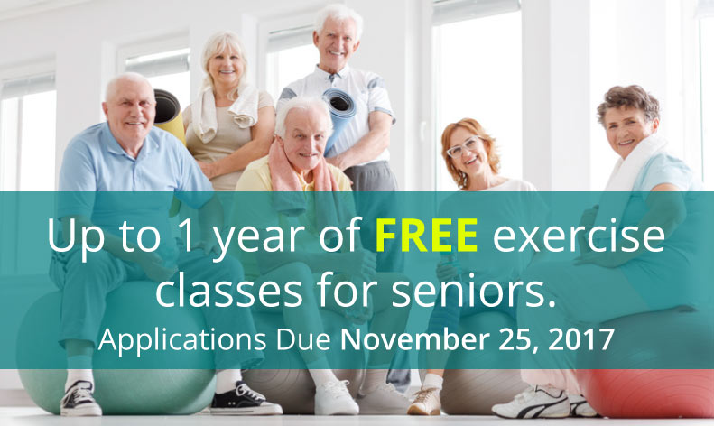Free Exercise Classes