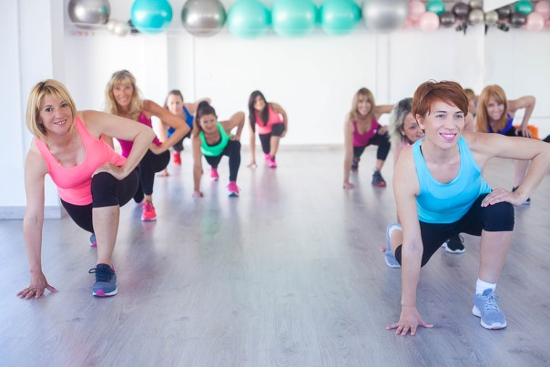 Fitness Classes for Adults & Seniors