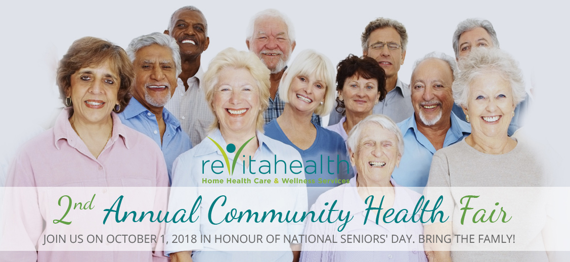ReVitahealth 2nd Annual Community Health Fair