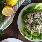 Gonadal Type Yogurt Chicken Salad Recipe