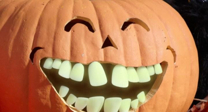 Dark Spaces In Between Your Teeth