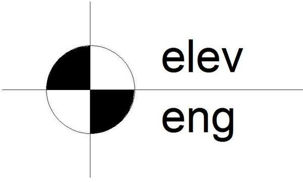Architectural elevation symbols