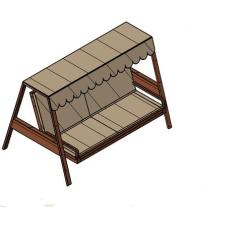 Swing Chair Revit Family Futon Chairs For Sale Revitcity Com Object Yard Porch