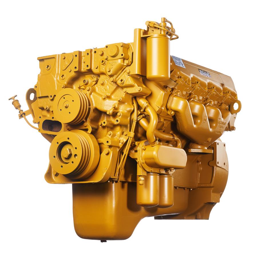 medium resolution of caterpillar 3208 diesel engine