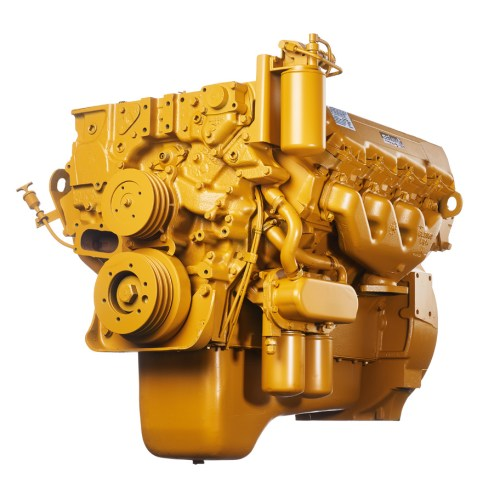 small resolution of caterpillar 3208 diesel engine