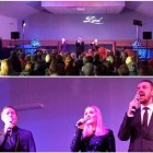 'Fantastic' night from The Gospel Heirs in Airdrie