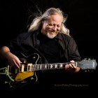 New York blueser Jim Drew talks to Lins Honeyman