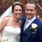 Andrew Polson marries Aileen Suttie