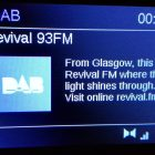 Improved DAB+ indoor and in-car Revival reception across Glasgow