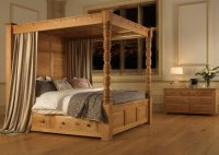 Traditional Four Poster Bed - The Balmoral 4 Poster Bed ...