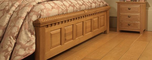Traditional King Bed Headboards
