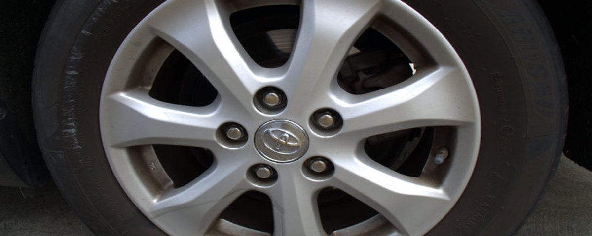 leaky tire