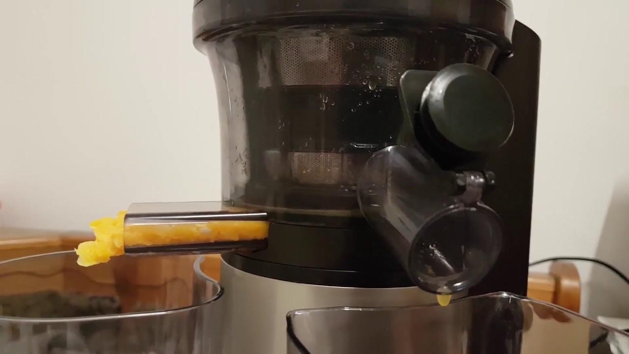 Storcător de fructe cu presare la rece – Panasonic MJ-L500
