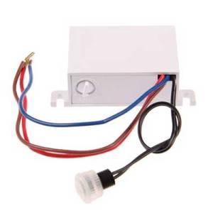 PIR senzor, súmrakový spínač osvetlenia