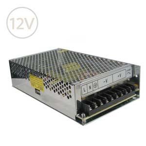 Prachuvzdorný napájací zdroj pre LED pásy 12V / 200W / IP20