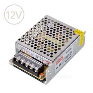 Prachuvzdorný napájací zdroj pre LED pásy 12V / 60W / IP20
