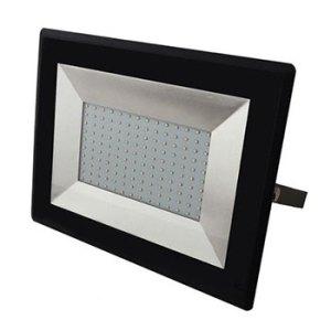 LED reflektor 100W, 10 000lm, studená biela