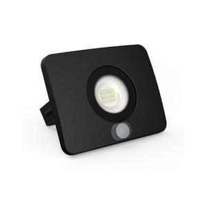 LED reflektor so senzorom 30W, 2 100lm, teplá biela