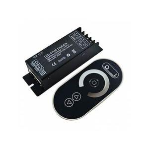 RF diaľkové ovládanie pre LED pásy + prijímač