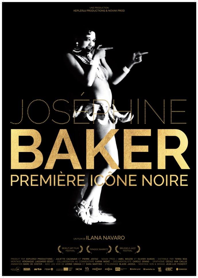 Festival International du Film documentaire de Martinique - Les Révoltés du Monde - Projection : Josephine Baker