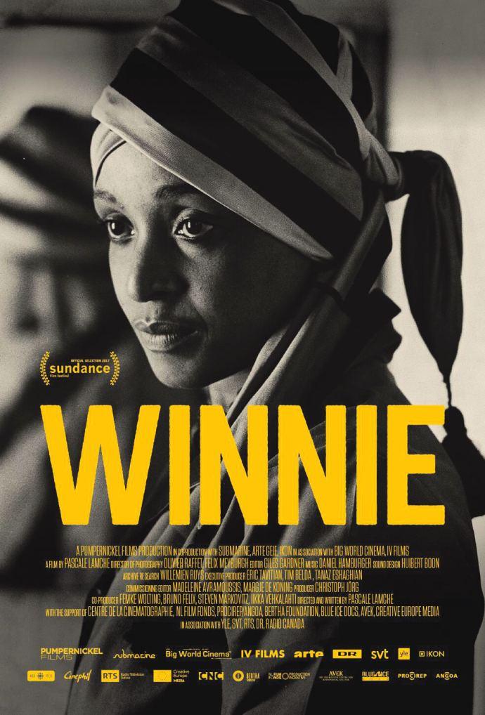 Festival International du Film documentaire de Martinique - Les Révoltés du Monde - Projection :Winnie