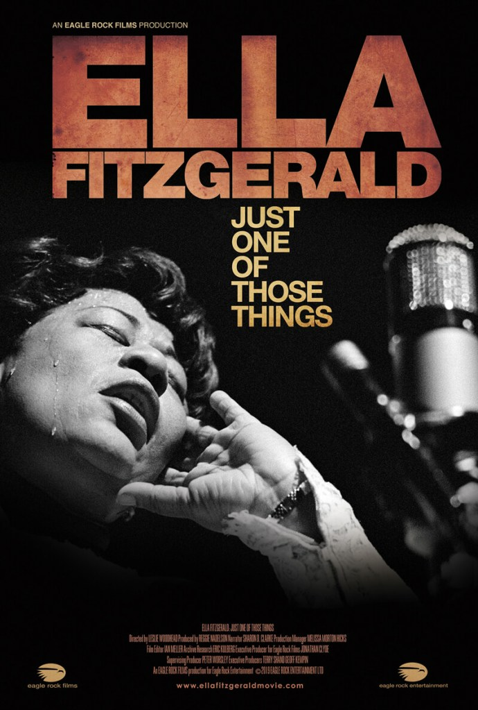Ella Fitzgerald : just one of those things