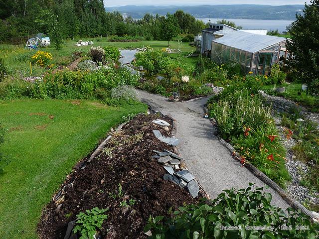 Alle de jardin facile  faire  Ide photos  Forum Jardin  Assainissement  VRD  Systme D