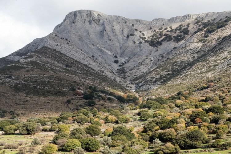 Mount Zas, Naxos