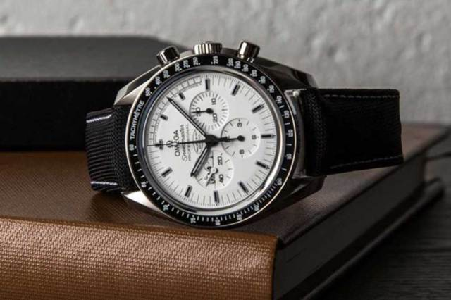 The 2015 Silver Snoopy Omega Speedmaster