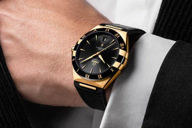 A highlight of the collection is the optional silk embossed dial, a particularly attractive face with a rippled surface that produces a beautiful, wavy, textured effect to catch the light.