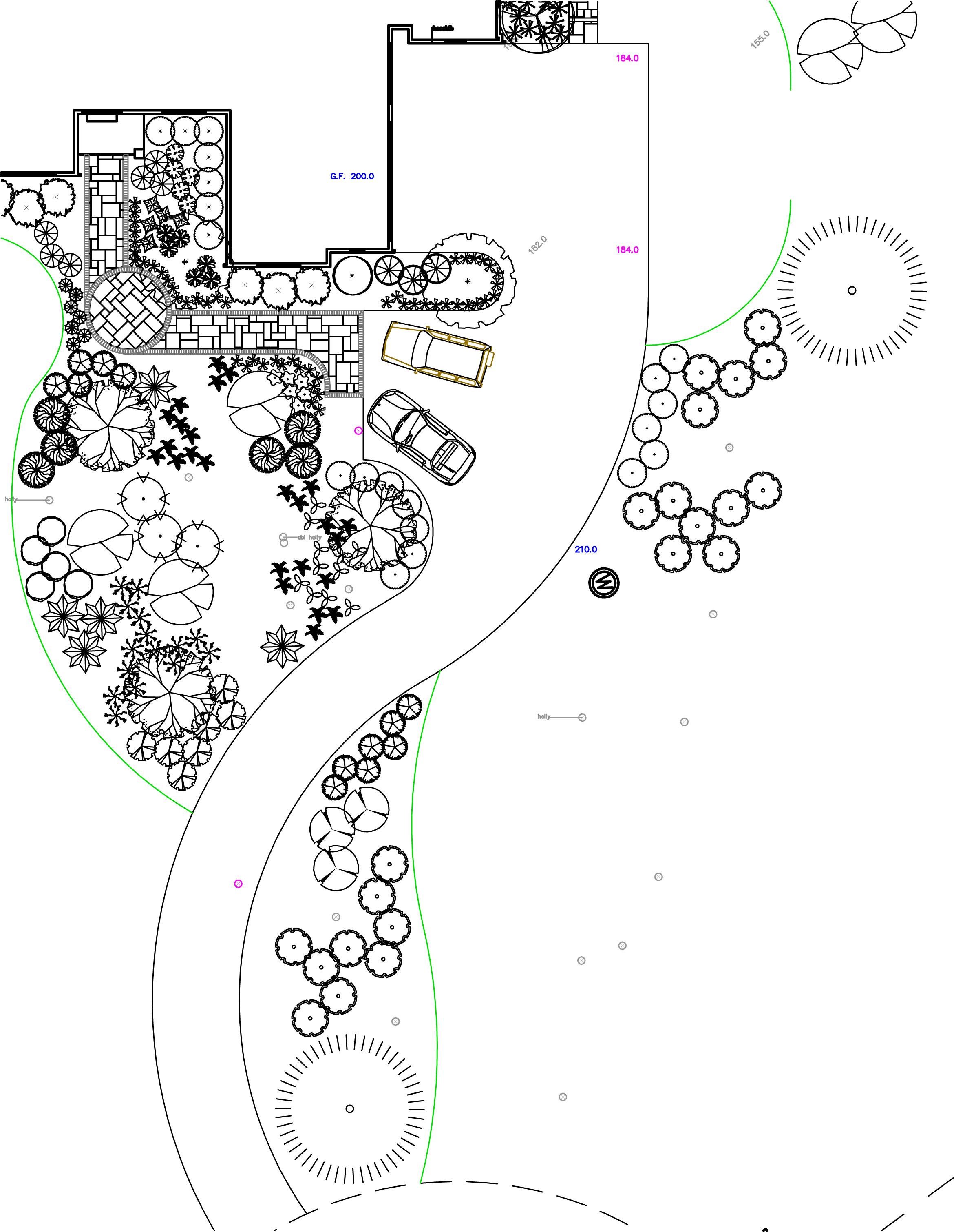 Nokesville Landscape Design & Driveway Case Study