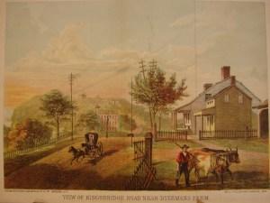 Kingsbury or Boston Post Road