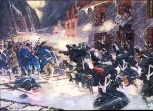 Assault on Quebec