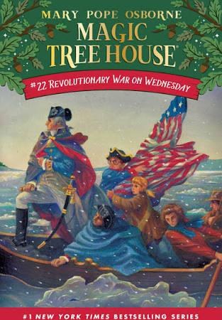 Children & Young Adult Books – Revolutionary War Journal