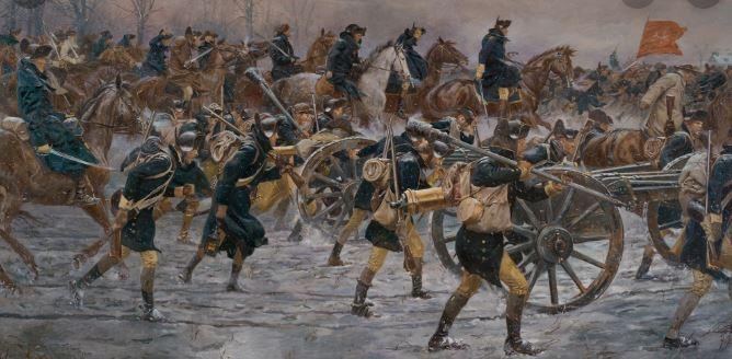 March to Trenton