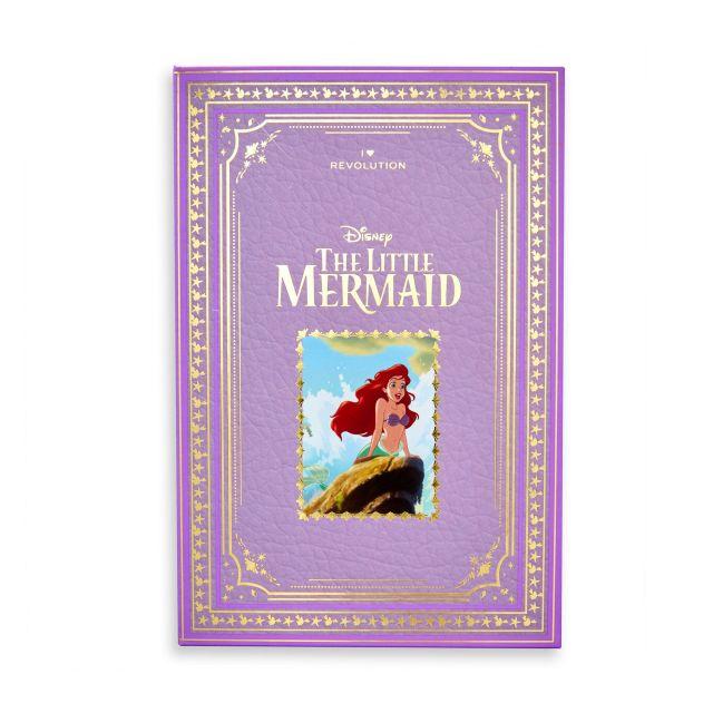 I Heart Revolution Disney Fairytale Books Palette Ariel