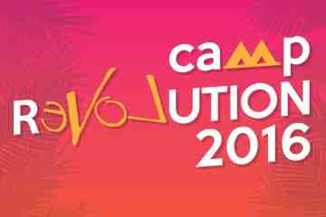 Revolution Camp 2016 - logo quadrato