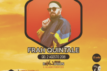 Frah Quintale - Revolution Camp 2018