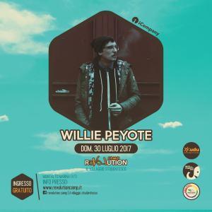 Willie Peyote - Revolution Camp 2017
