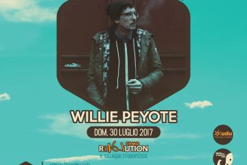 Willie Peyote - Revolution Camp 2017
