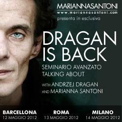 Il seminario di Dragan e Marianna Santoni a Roma e Milano