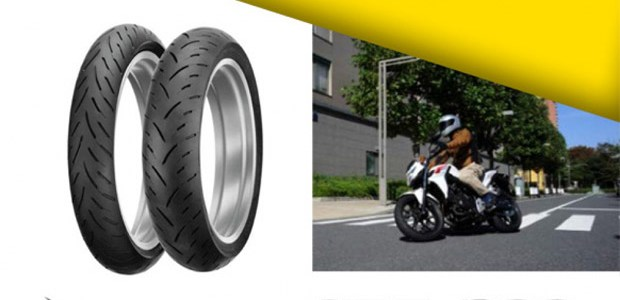 Dunlop Sportmax GPR 300  Sport & Touring