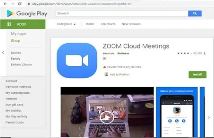 download zoom cloud