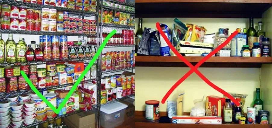 food for emergencies