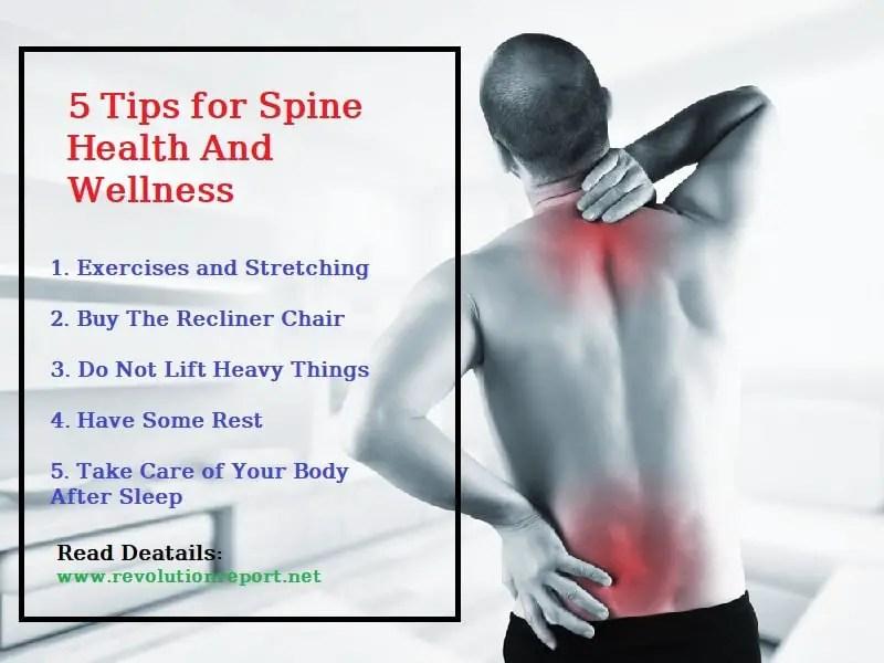 spine health and wellness