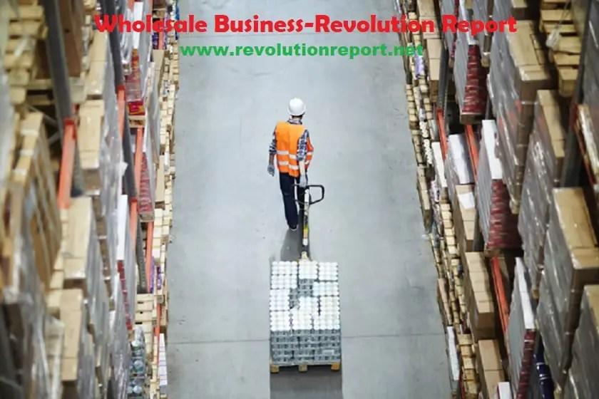 wholesale business