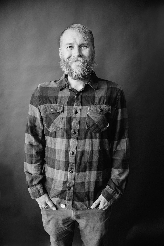 Collin Diedrich Video Editor. Creative Services - rEvolution