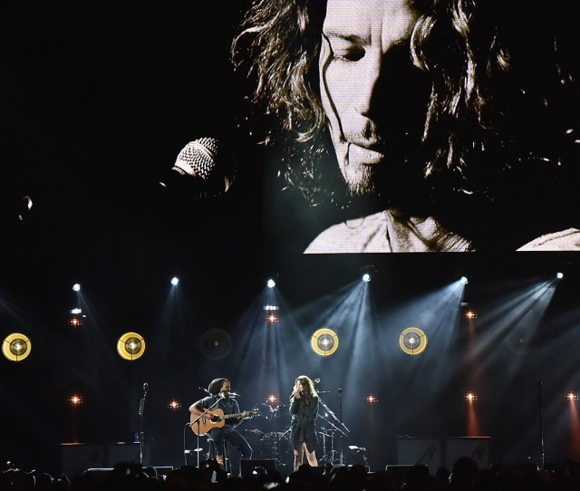 Great Moments From I Am The Highway A Tribute To Chris Cornell Concert Revolver