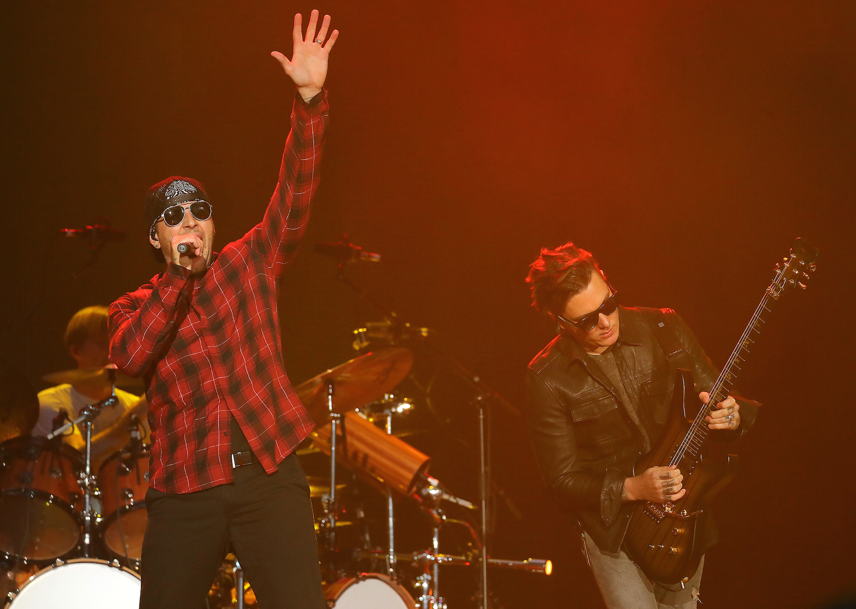 Avenged Sevenfold Announce North American Tour Share
